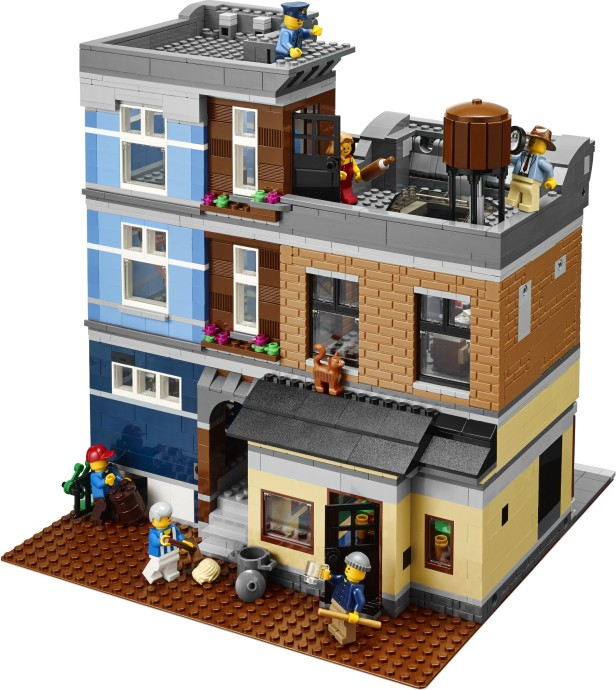 LEGO® CREATOR Detectives Office 10246