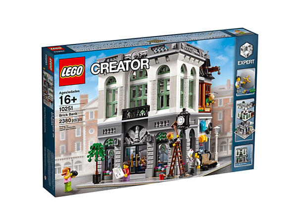 CREATOR 10251 Brick Bank