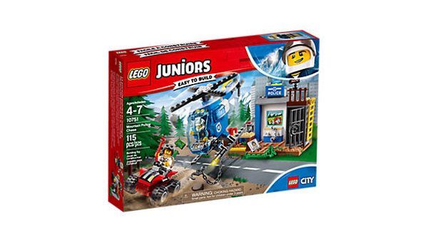 Juniors 10751 Mountain Police Chase