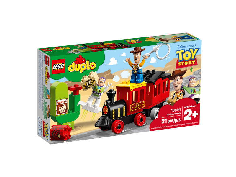 DUPLO 10894 Toy Story Train