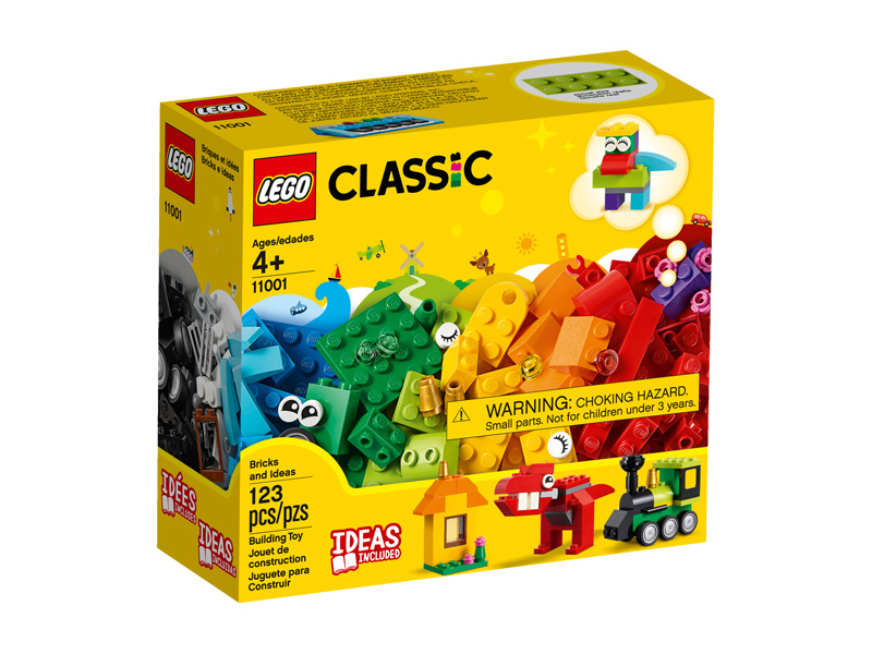 LEGO® Classic 11001 Bricks and Ideas