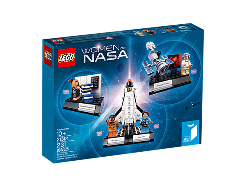 LEGO 21312 IDEAS Woman of Nasa