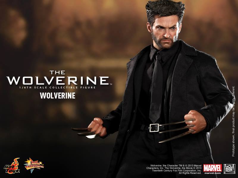 The Wolverine - Wolverine Hot Toys Action Figure MMS220