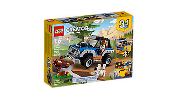 CREATOR 31075 Outback Adventures