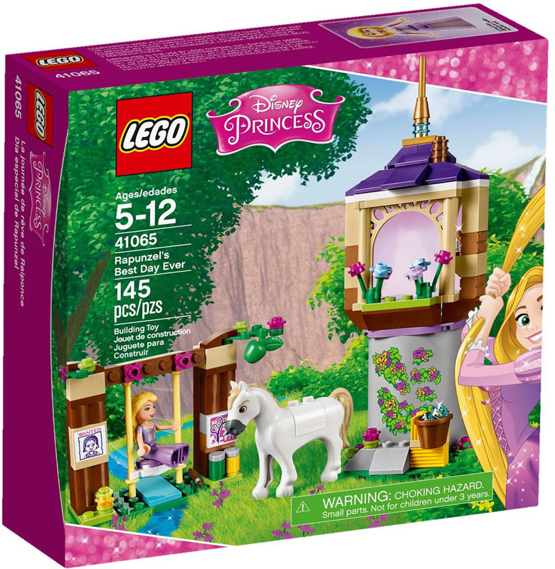 LEGO Disney 41065 Rapunzels Best Day Ever