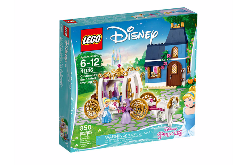 LEGO® 41146 Disney Cinderellas Enchanted Evening