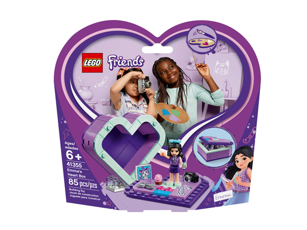 Friends 41355 Emmas Heart Box