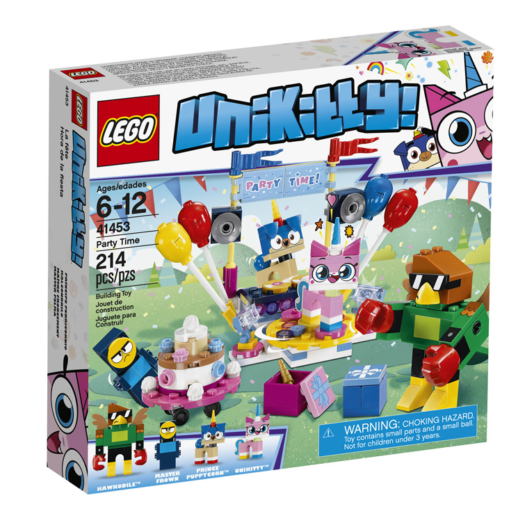 Unikitty 41453 Party Time