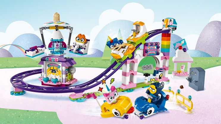 Unikitty 41456 Unikingdom Fairground Fun