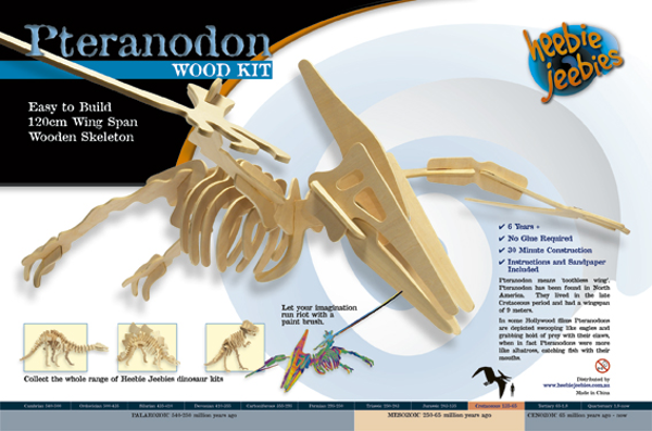 Dino Kit Large Pteranodon