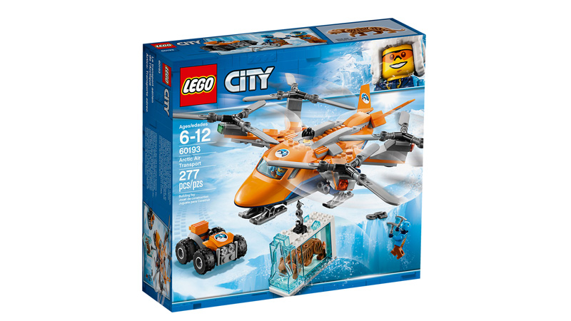 CITY 60193 Arctic Air Transport