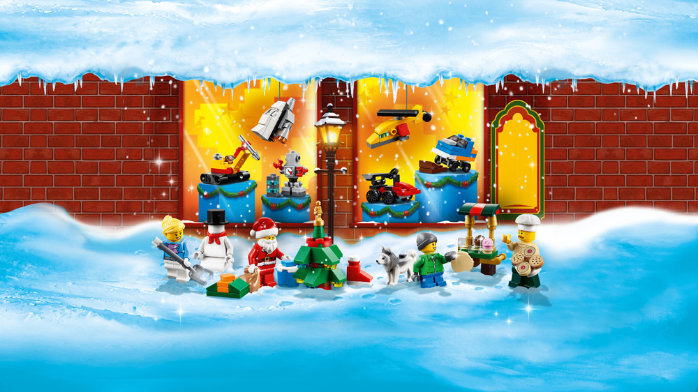 LEGO® CITY 60201 Advent Calendar