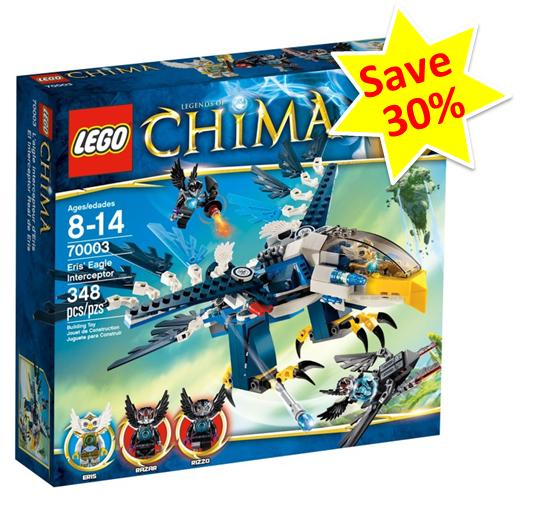 Chima Eris Eagle Interceptor 70003