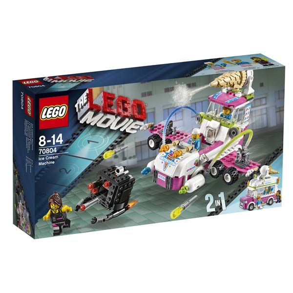 The LEGO Movie 70804 Ice Cream Machine