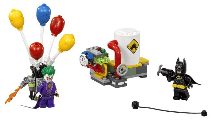 The Joker Balloon Escape 70900