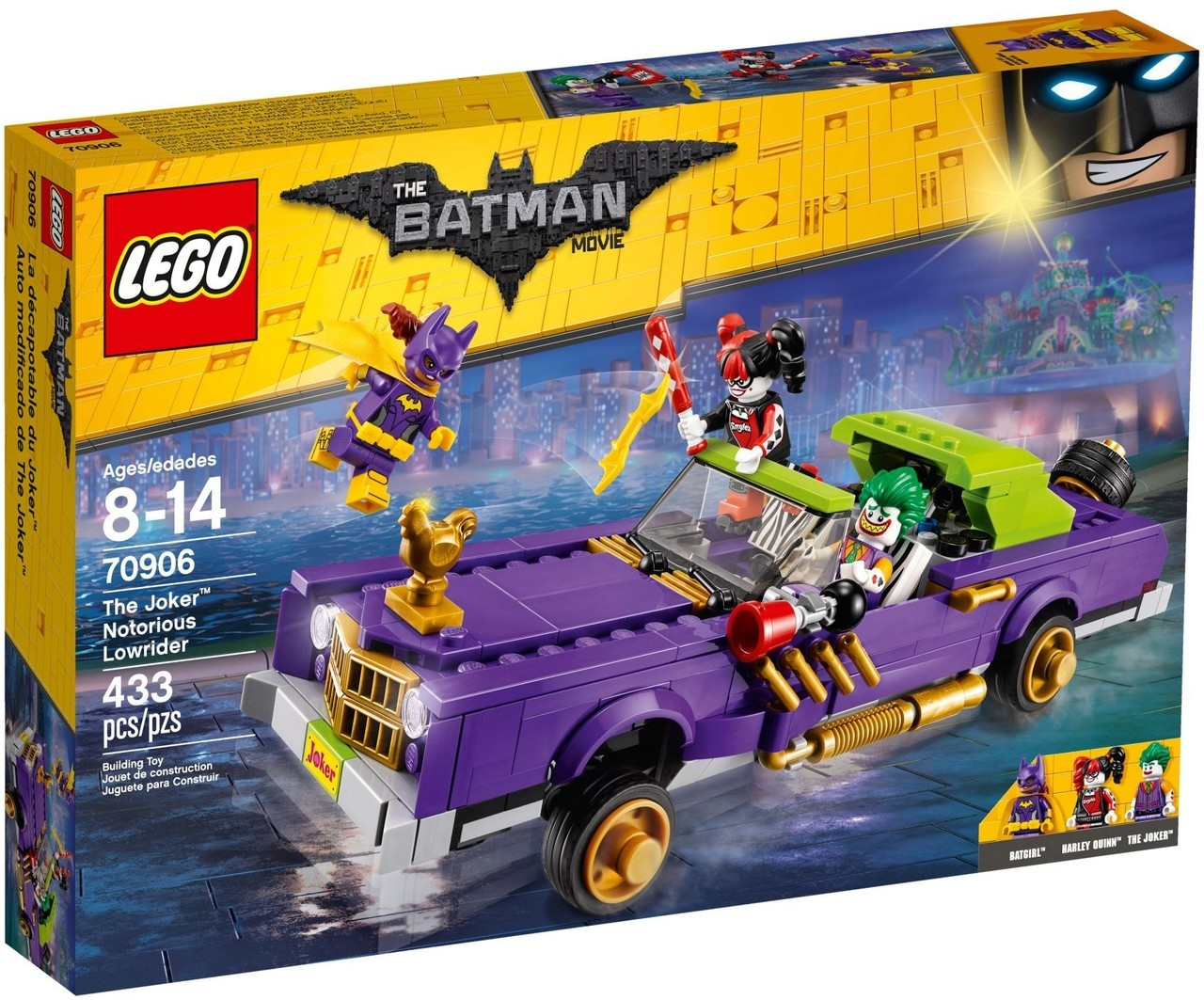 The Joker Notorious Lowrider 70906