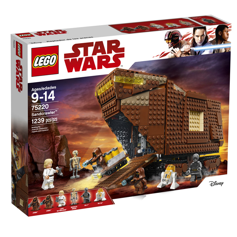 Star Wars 75220 Sandcrawler