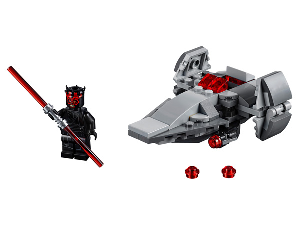 Star Wars™ 75224 Sith Infiltrator Microfighter
