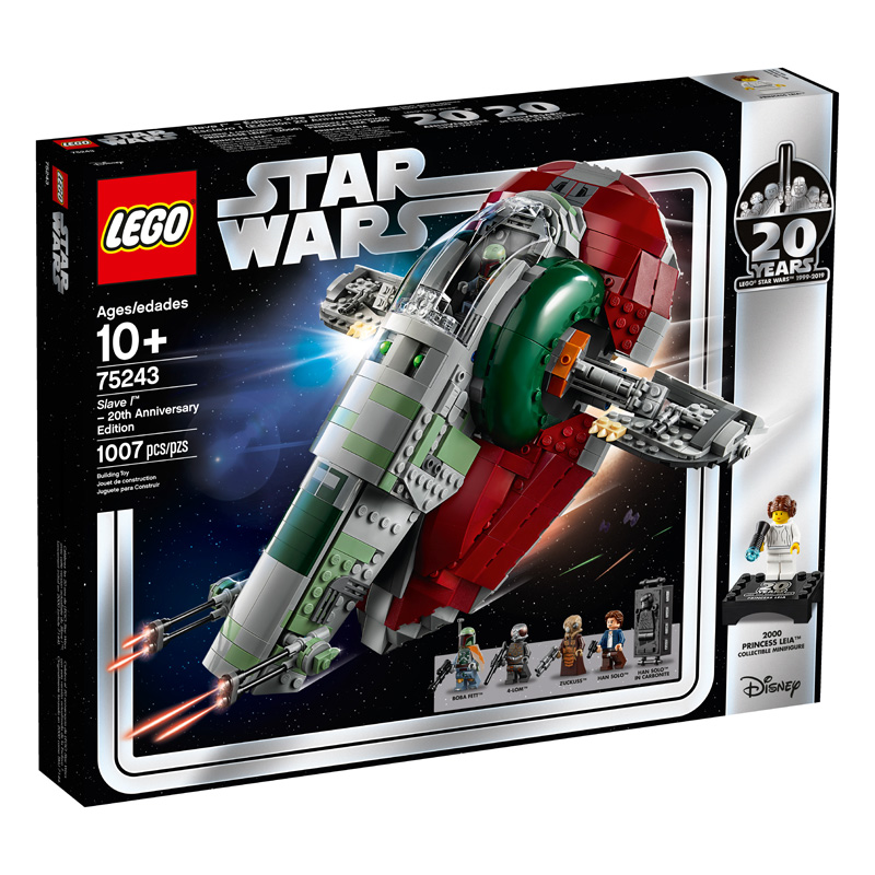 Star Wars™ 75243 Slave 1 20th Anniversary Edition