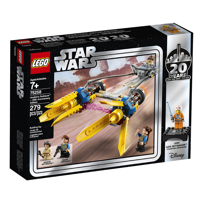 Star Wars™ 75258 Anakins Podracer 20th Anniversary Edition