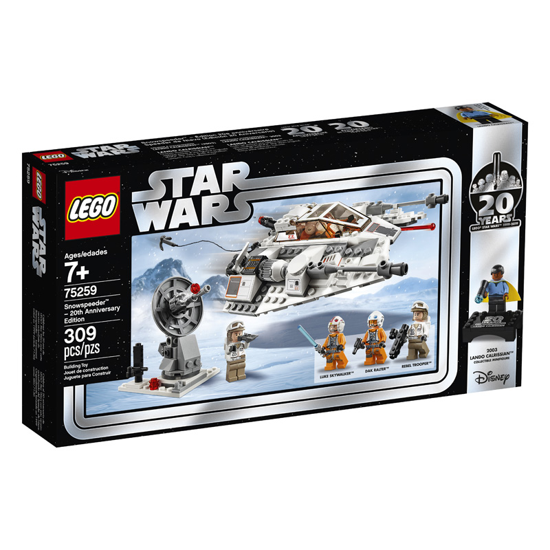Star Wars™ 75259 Snowspeeder 20th Anniversary Edition