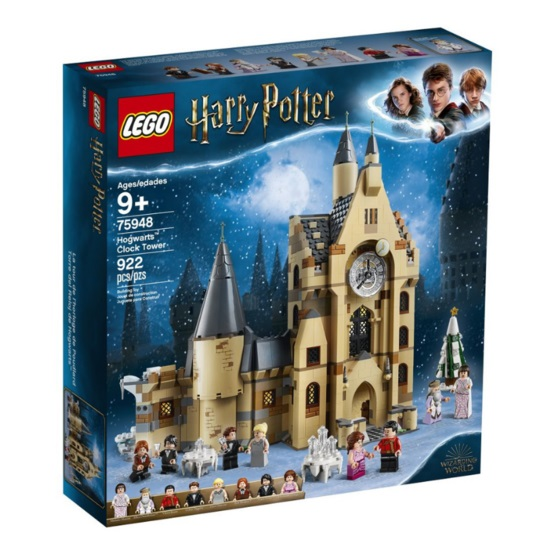 Exclusive Set!HOGWARTS CLOCK TOWER shop now!