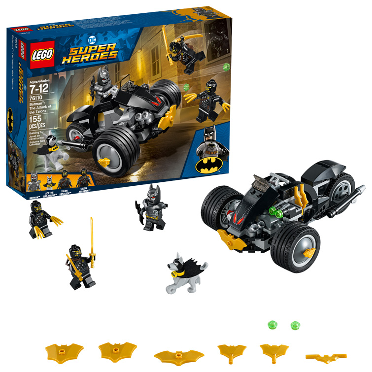 Super Heroes 76110 Batman The Attack of the Talons