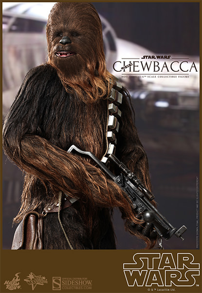 Chewbacca Sixth Scale Figure by Hot Toys MMS262