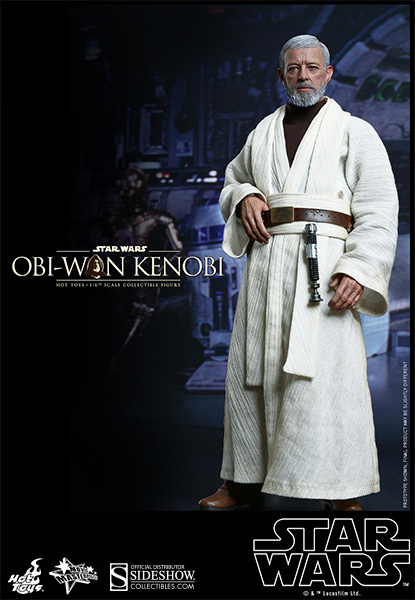 Obi Wan Kenobi Sixth Scale Figure by Hot Toys MMS283