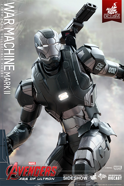 Avengers Age of Ultron War Machine Hot Toys