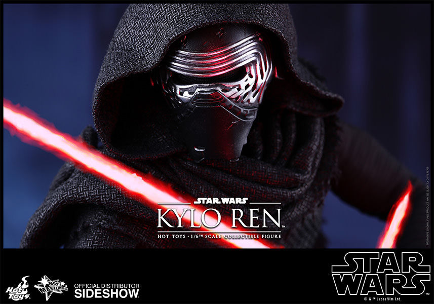 Star Wars Kylo Ren Sixth Scale Figure by Hot Toys MMS320