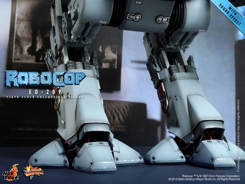 RoboCop ED-209 by Hot Toys MMS204