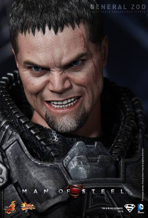 Superman - Man of Steel - General Zod Hot Toys