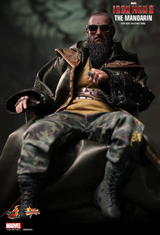Iron Man 3 The Mandarin by Hot Toys MMS211