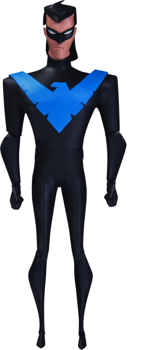 Batman Animated Series Nightwing Action Figure